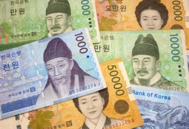 韓国の通貨量が史上最高4兆円増…企業が現金確保に総力か