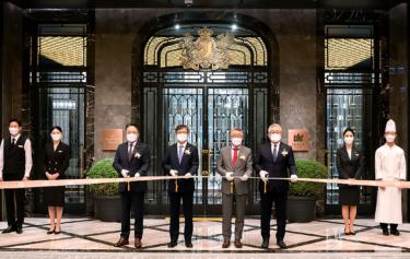 江南に最高級ホテル「朝鮮パレス」がオープン マリオットと提携