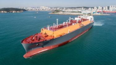 韓国造船海洋が817億円規模契約受注 LNG船2隻・LPG船3隻・VLCC1隻