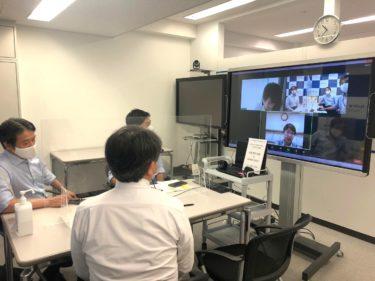 韓国通商機関が対日投資相談会 日韓から115社が参加 「日本は全産業でデジタル転換が話題」