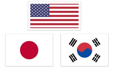 韓国の昨年対米直接投資は7兆円 1位は日本の71兆円