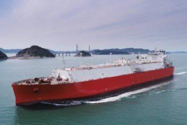 サムスン重工業、642億円規模・LNG船3隻を受注 ドイツ製次世代環境エンジン搭載