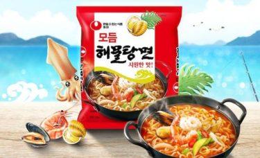 韓国経済紙「Kラーメンのブランド地位墜落の危機」「世界3位目前の農心にはブレーキ」