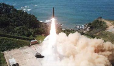 韓国軍が核兵器級ミサイル開発か…韓国紙がスクープ