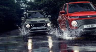 現代自動車が軽SUV「キャスパー」を公開 「スケボー技術からデザイン着想」