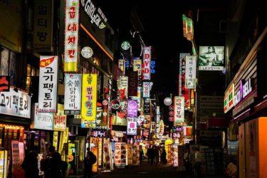 韓国1~3月のGDPは1.6%↑…設備投資好調も消費は低迷