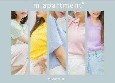 『MERY』 が韓国ファッションECサイト『m.about』ポップアップショップを渋谷で開催