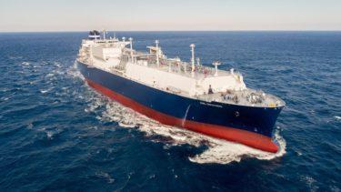 韓国造船海洋が900億円規模・LNG運搬船4隻の建造を受注