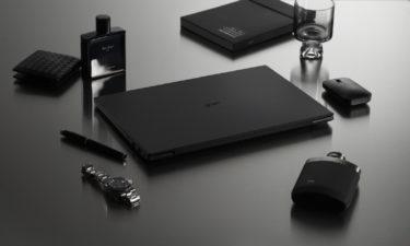 高級ノートPC「LG gram Black label」が発売(韓国) 価格は日本円で306,000円