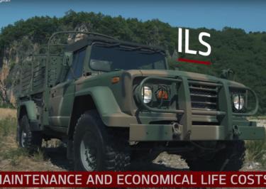 韓国起亜自動車、ウクライナ軍に戦術車両「KM450」を輸出…登板能力に優れる