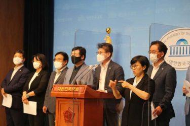 韓国与党議員ら74人、米韓合同軍事訓練の延期を促す共同声明 「重要な時期、条件付きで」