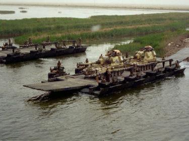 韓国軍がRBS(渡河装置)を国産化 独GDELSより技術移転受け開発