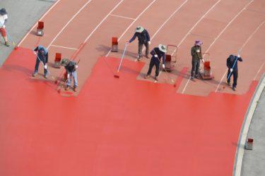 韓国の学校60カ所の運動場で有害物質検出 全面使用禁止へ