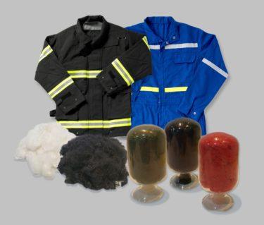 東レ韓国法人が「メタアラミド原着糸」を開発 難燃性など要する軍服・作業服などに最適化