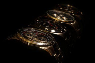 韓国人容疑者 中国の安物時計を高級品に偽装し大量販売 最大38倍の価格で売る