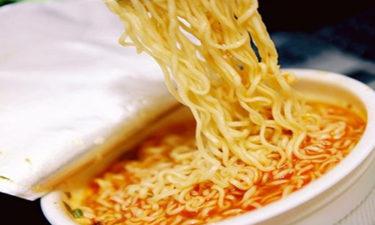 韓国のカップ麺容器からスチレンなど揮発性物質5種検出 当局「安全だが…熱い食品は注意」