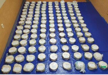 韓国で1350万人分のヒロポン密輸を摘発 「韓国→豪州便は取締り緩い点を悪用」