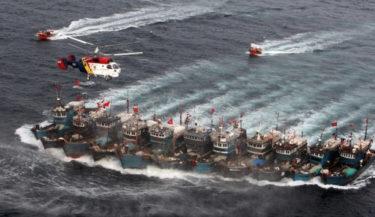 韓国海警長官「日本は独島に年100回巡視船、中国は漁船大挙」 対応範囲が激増で休暇も取れず
